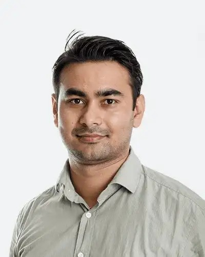 Dubai Approvals Team Founder Santosh Shrestha